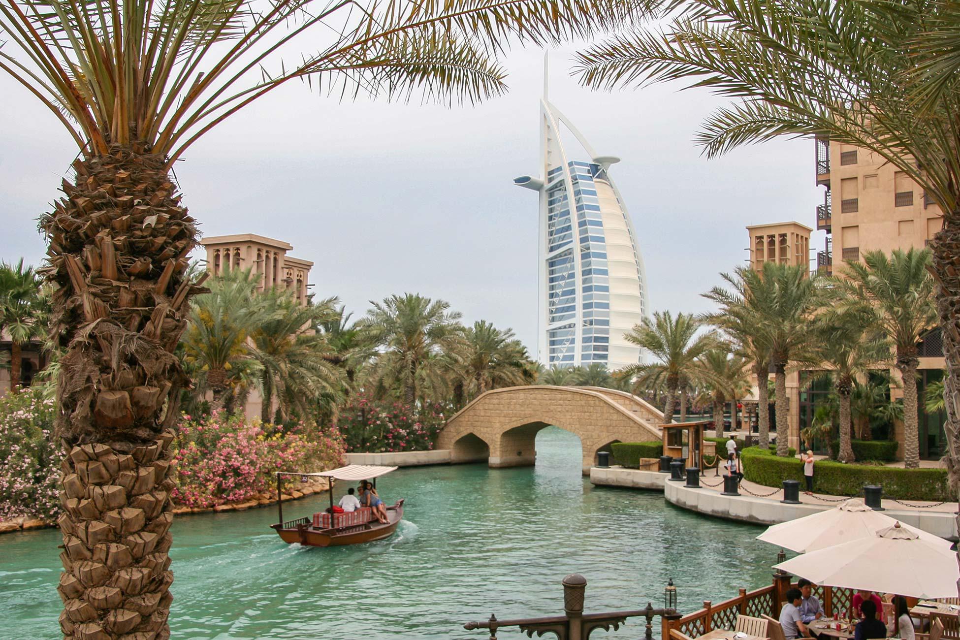 12 wichtige Dubai Sehenswürdigkeiten und Tipps