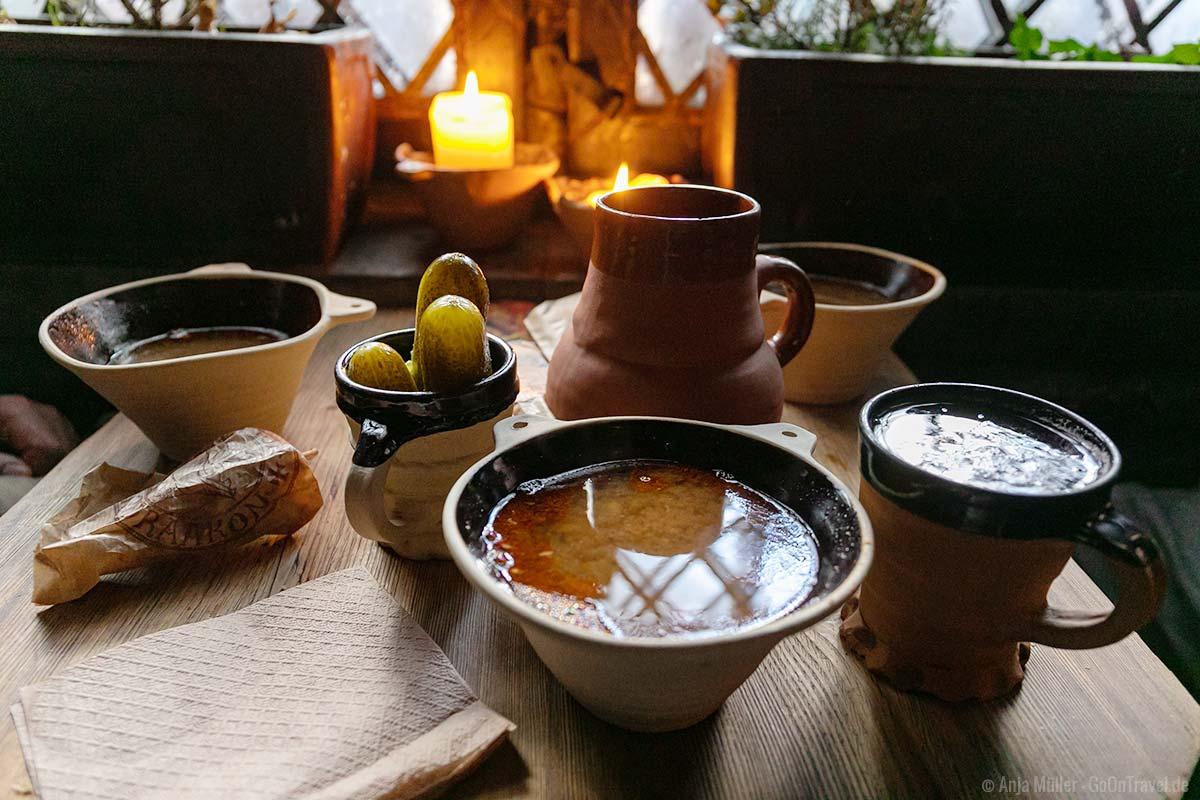 III Draakon: Hier kannst du besonders günstige essen in Tallinn
