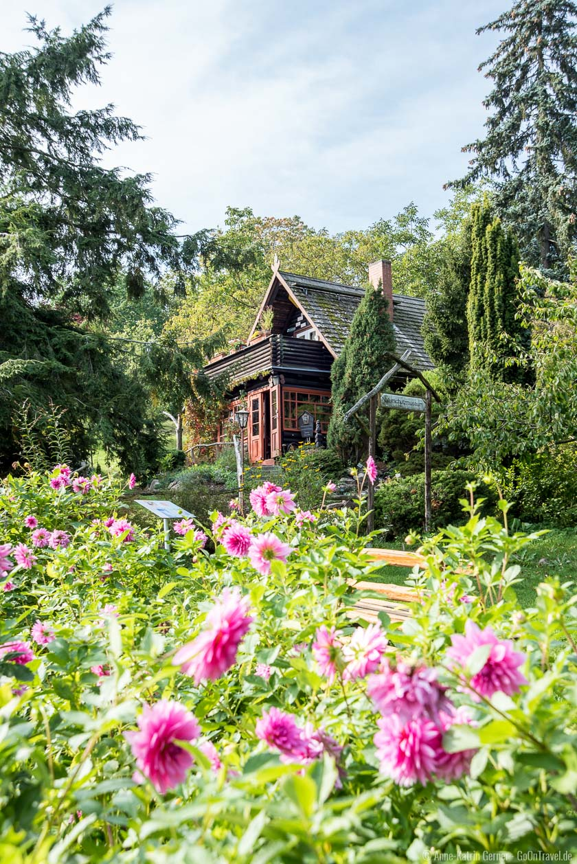 Haus der Naturpflege auf dem Turmwanderweg