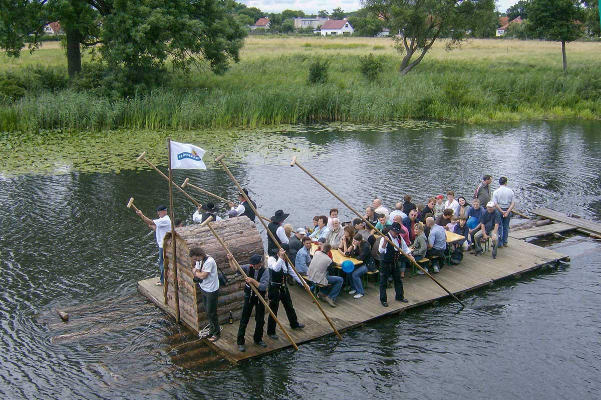 Flösserfest in Finowfurt