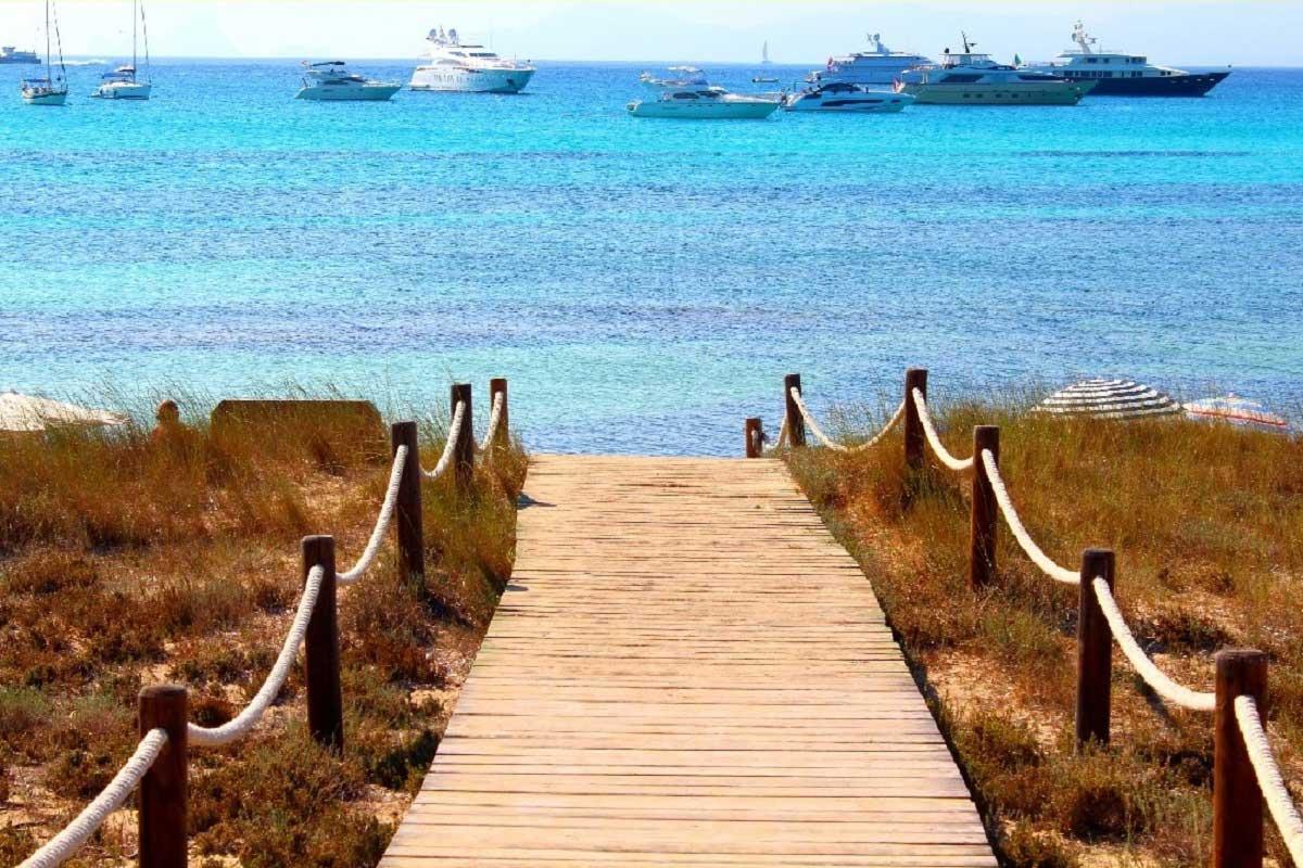 Playa de ses Illetes auf Formentera