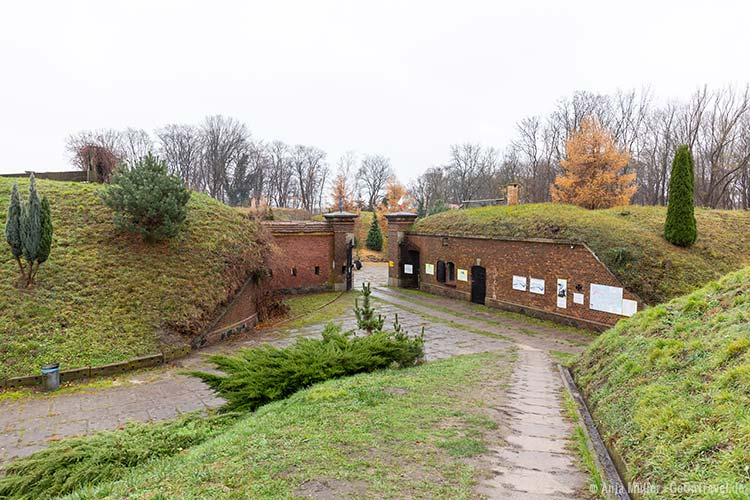 Fort Zachodni (Westfort)
