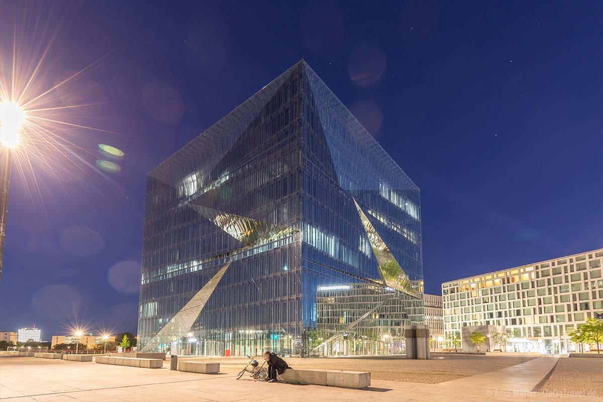 Fotospot cube Berlin