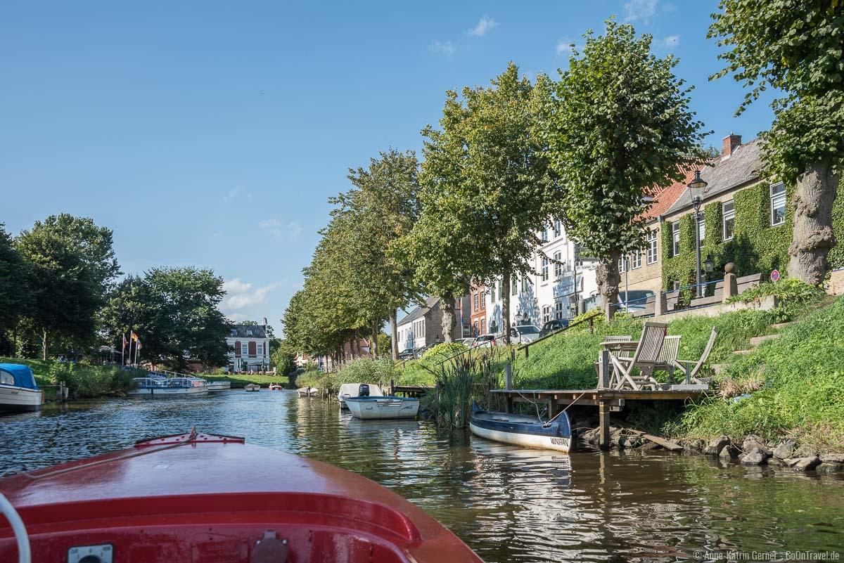 Mit dem E-Boot auf eigne Faust die Wasserwege der Holländerstadt erkunden