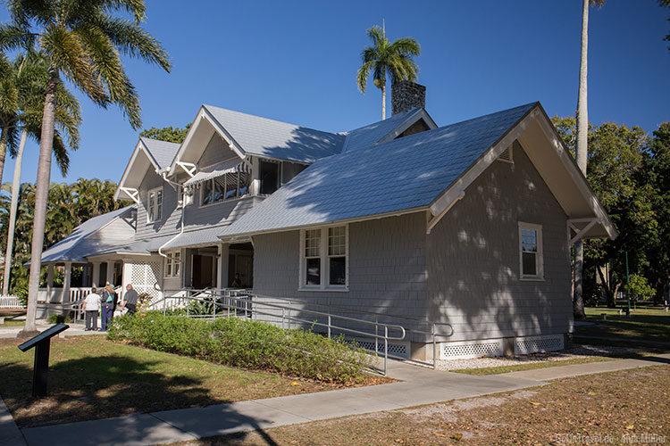 Das Haus von Henry Ford in Fort Myers