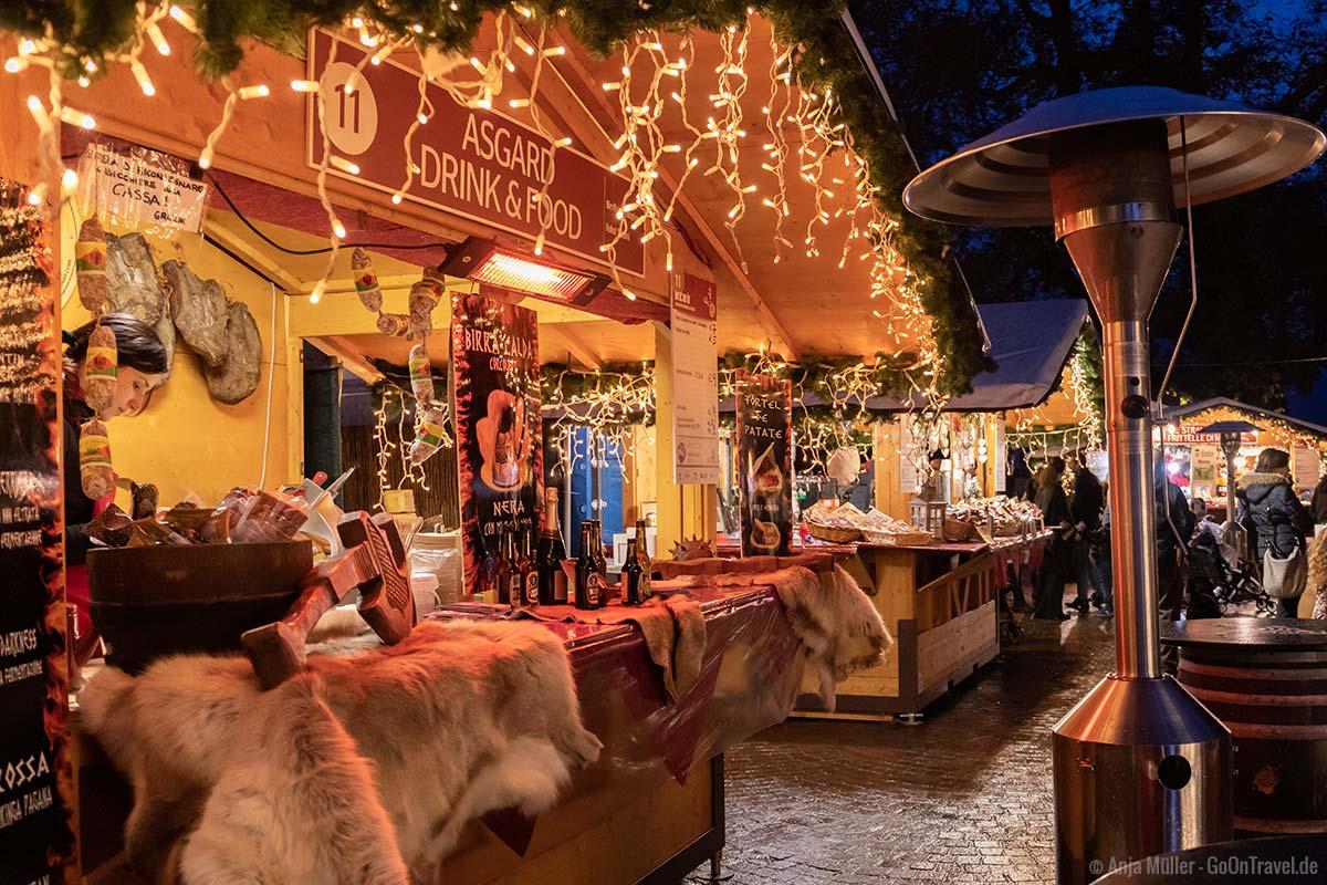 Kulinarischer Weihnachtsmarkt - Di Gusto in Gusto