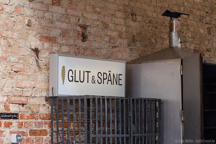 In der Uckermark bei Glut & Späne