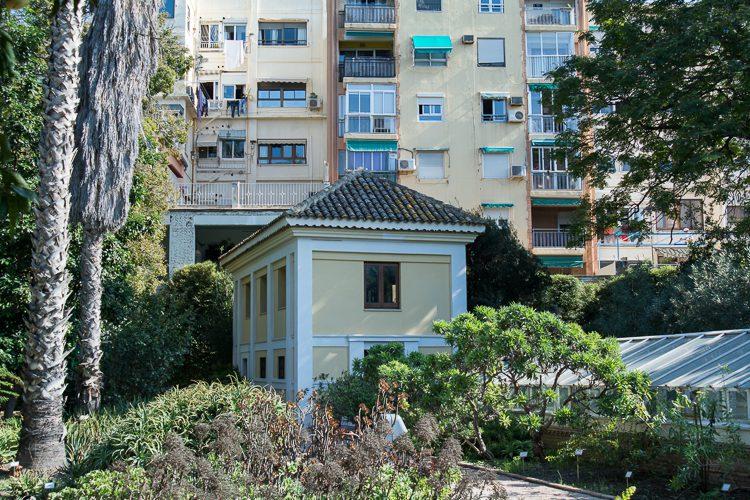 Botanischer Garten Valencia