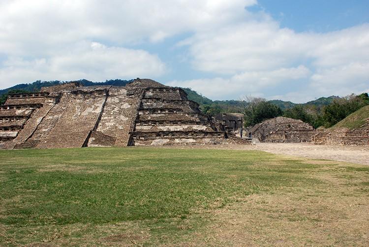 Ausgrabungsstätte von El Tajín