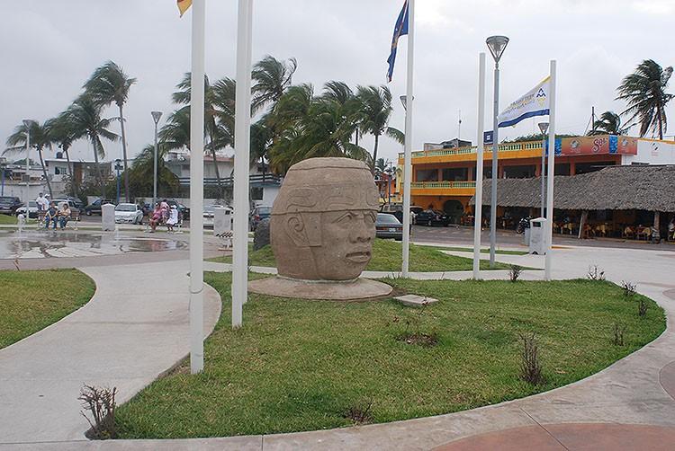 Boca Del Rio an der mexikanischen Golfküste