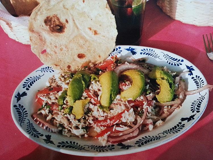 Mexikanische Küche ist so lecker!