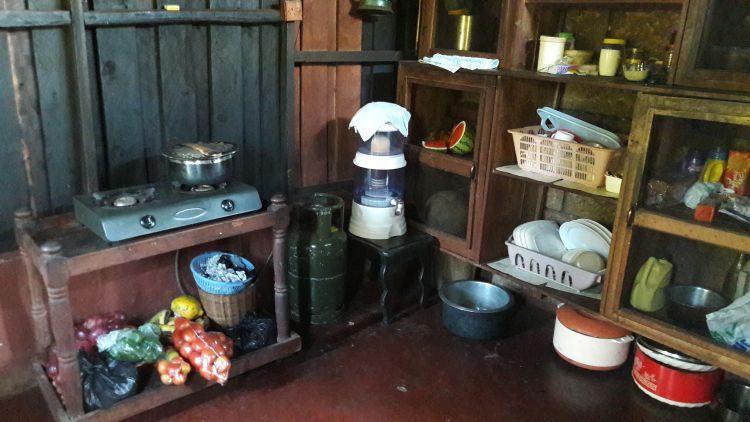 kenianische Küche