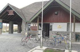 Mit dem Rad durch den Hells Gate Nationalpark
