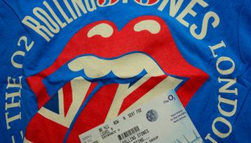 Konzertreise zum 50. Jubiläum der Rolling Stones in London – Blogparade