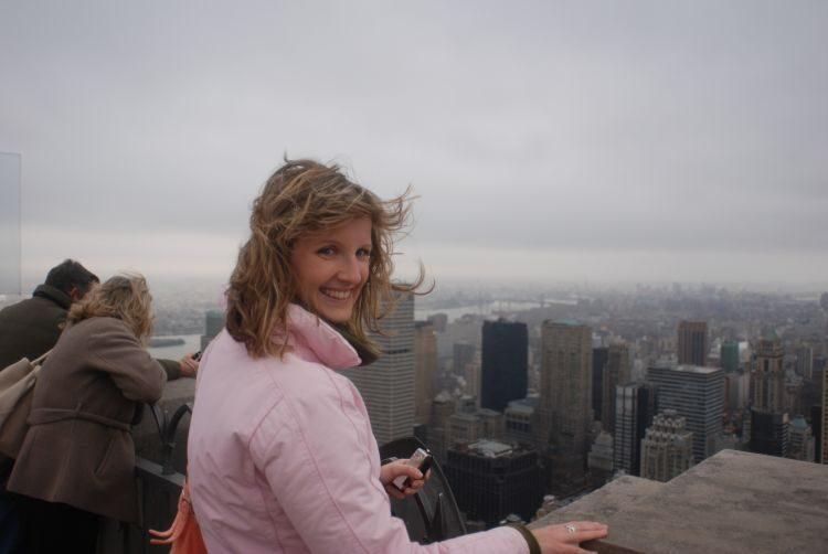 Yeah, New York City!!!