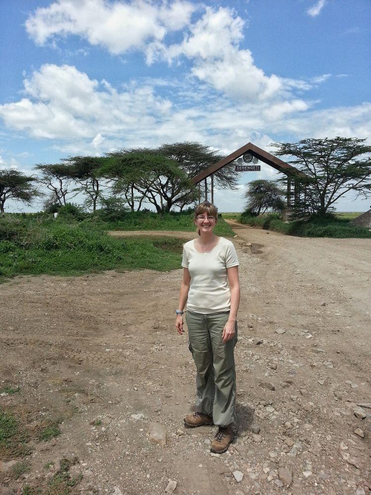 Willkommen in der Serengeti