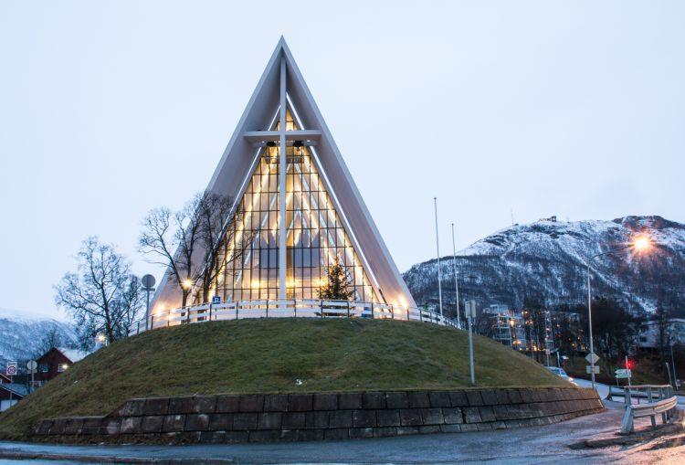 die nördlichste Kathedrale der Welt