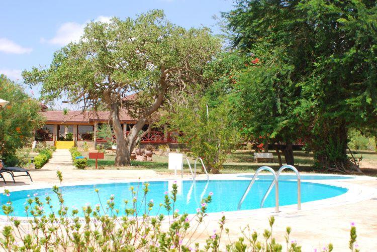 Ashnil Aruba Lodge im Tsavo Ost