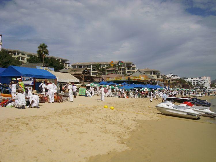 Strandbars von Cabo San Lucas