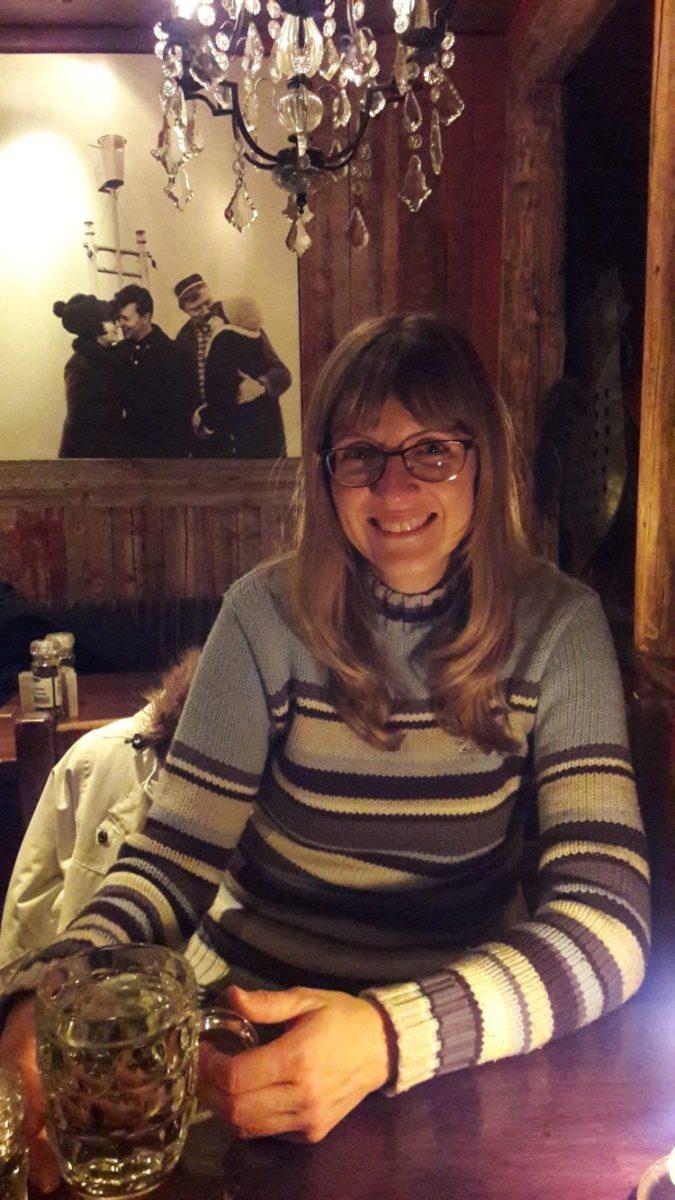Abendessen im Restaurant Egon in Tromsö