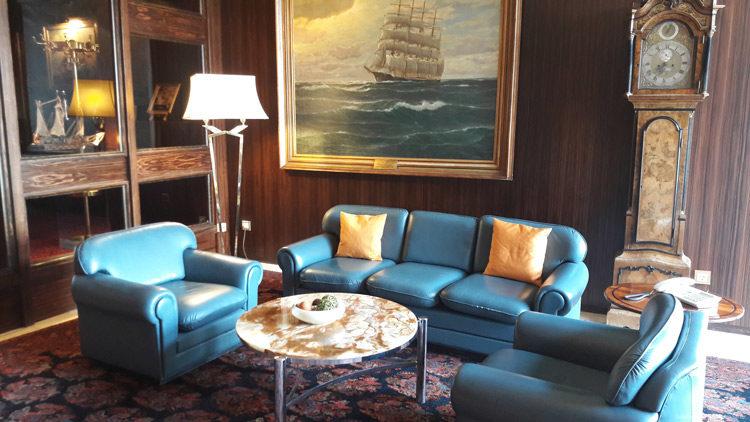 Lobbybereich im Maritim Hotel