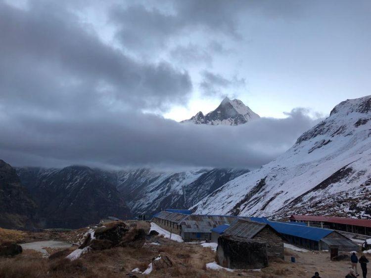 Luisa Nowak: Unterkünfte im Himalaya