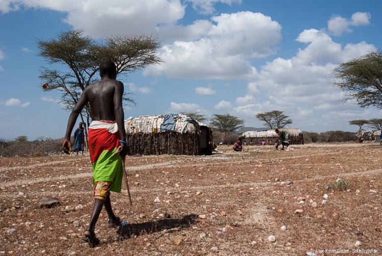 zu Besuch bei den Samburus