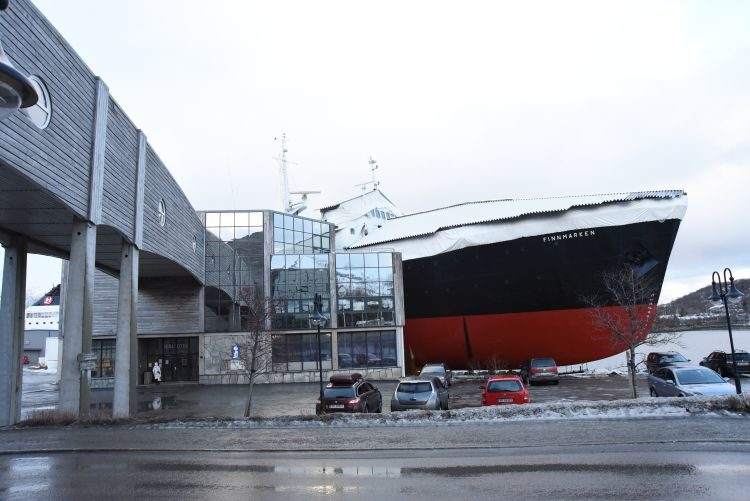 Hurtigruten Museum in Stokmarknes