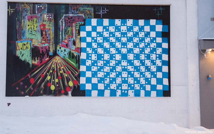 Street Art in Kirkenes