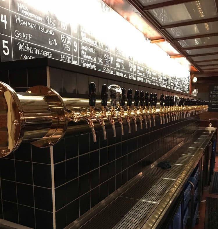 Mack Brauerei in Tromsø