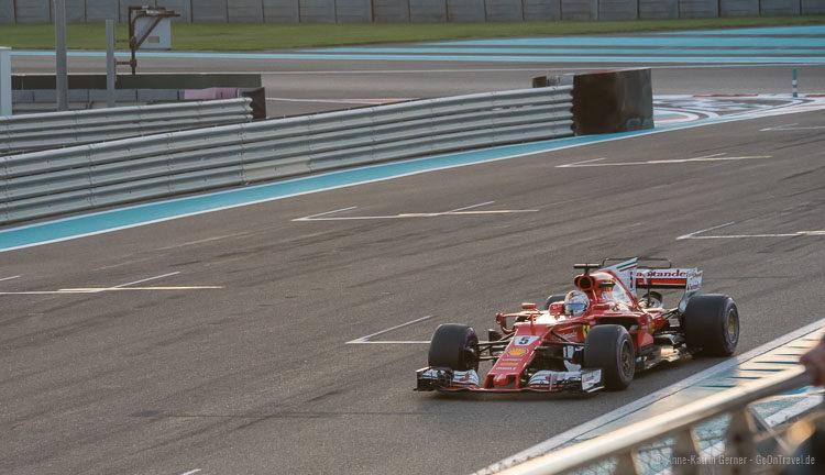 Sebastian Vettel im Qualifying