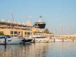 Abu Dhabi zum Formel 1 Finale