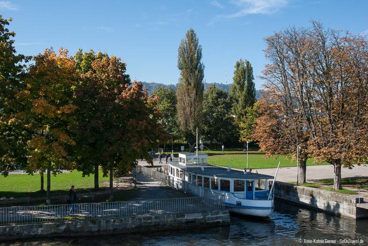 Am Zürichseeufer