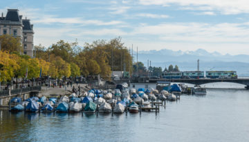 Zürich im Herbst erleben
