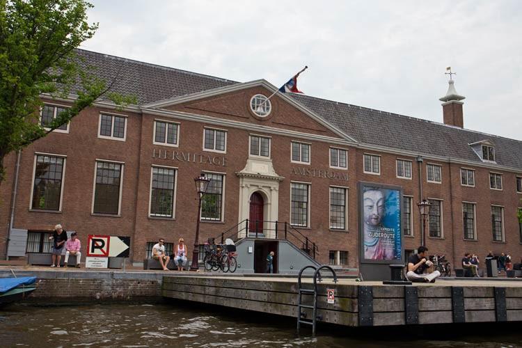 Die Herimitage in Amsterdam