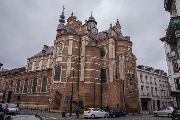 Eglise Notre-Dame des Riches Claires