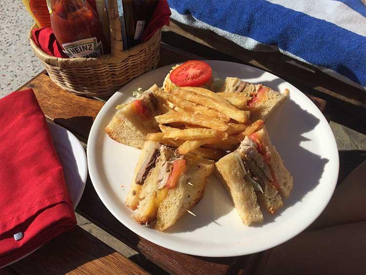 Clubsandwich - Sehr lecker!