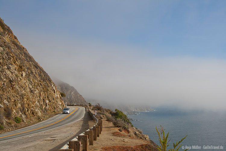 Der Coast Highway Nr. 1