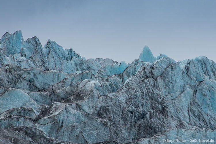 Eis auf Island