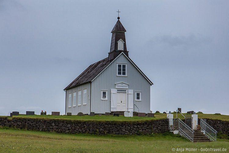 Die Kirche von Strandarkirkja