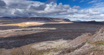 Unterwegs im Norden von Island