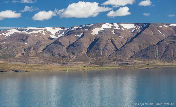 Wunderschön - die Nordfjorde von Island.