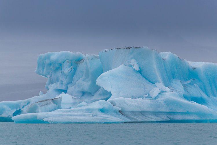 Eisberg voraus - In der Jökulsarlon Glacier Lagoon