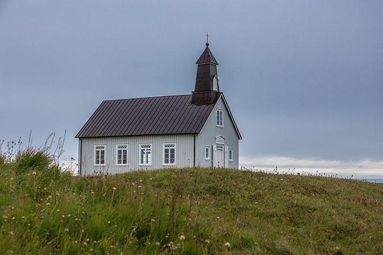 Kirche bei Strandarkirkja