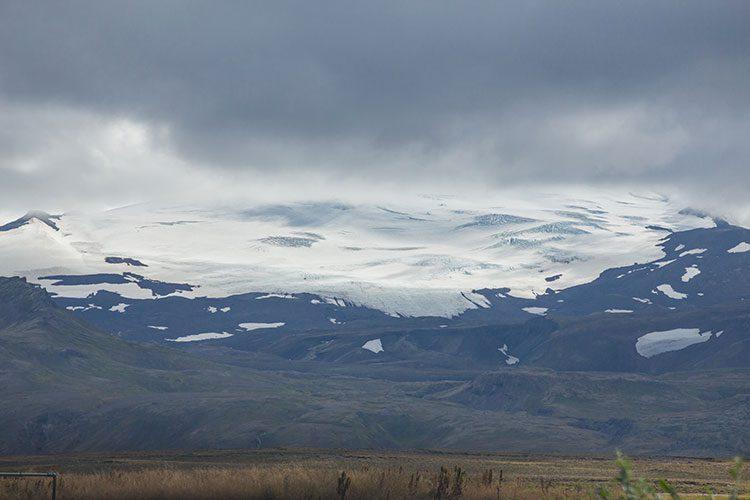 Ewiges Eis? Der Gletscher Snæfellsjökull auf der Halbinsel Snæfellsnes