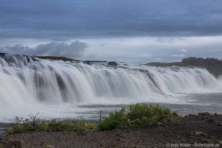 Der Faxi Wasserfall