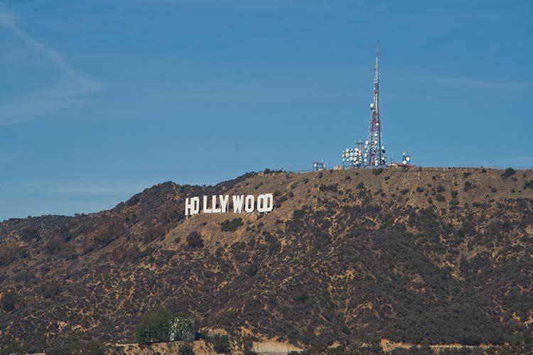 Das Hollywood Zeichen zählt zu den wichtigsten Sehenswürdigkeiten in Los Angeles