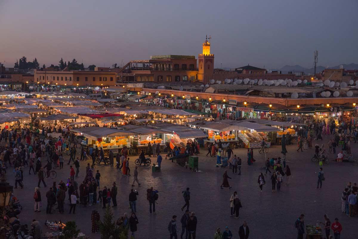 GoOnTravel Marrakesch Djaama El Fna