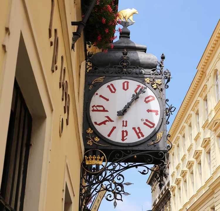 Das berühmte U Fleku in Prag