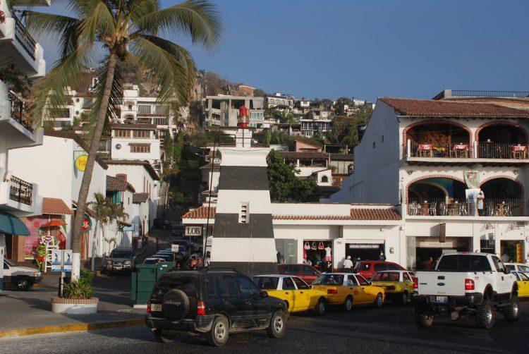 an der Promenade von Puerto Vallarta